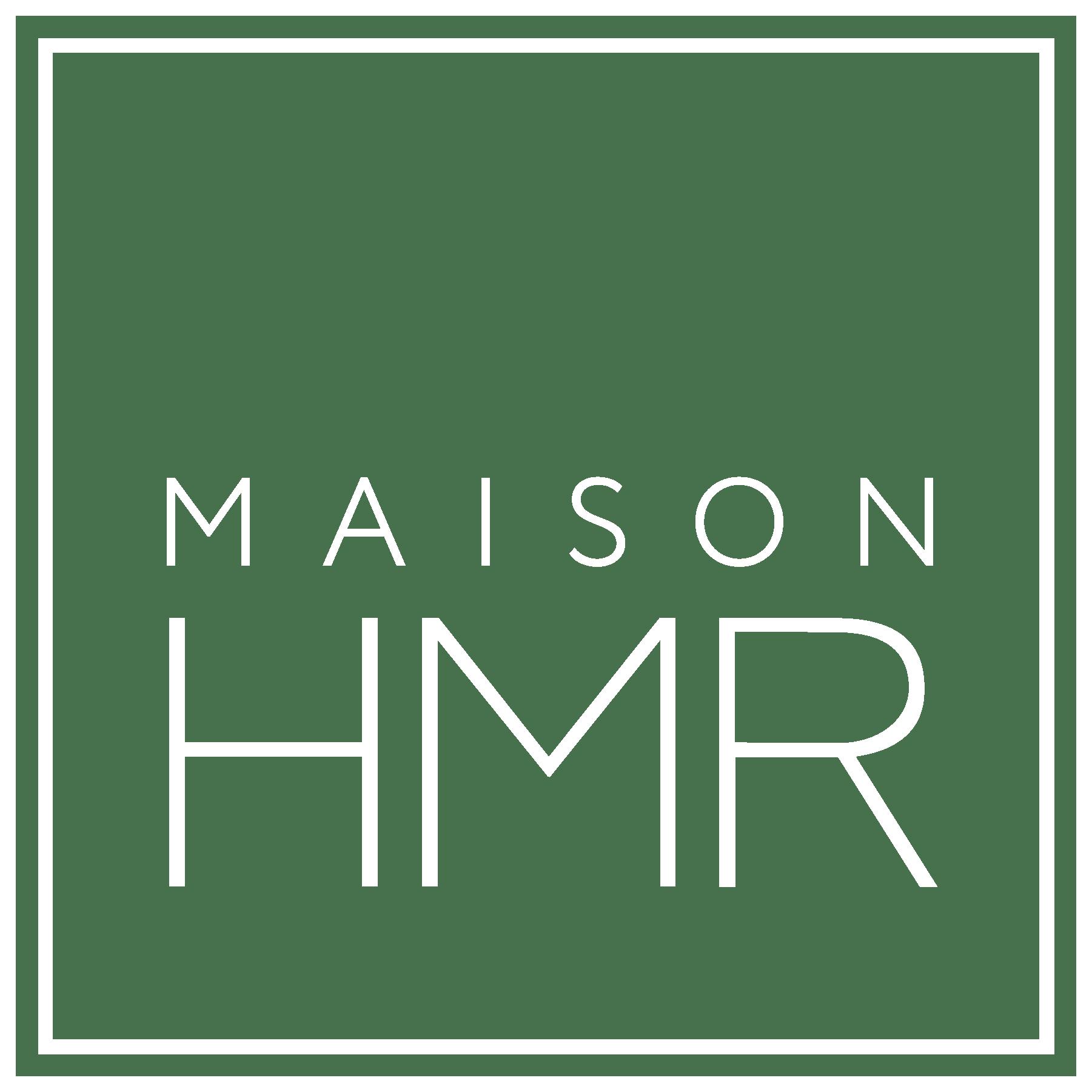 HMR Maison logo