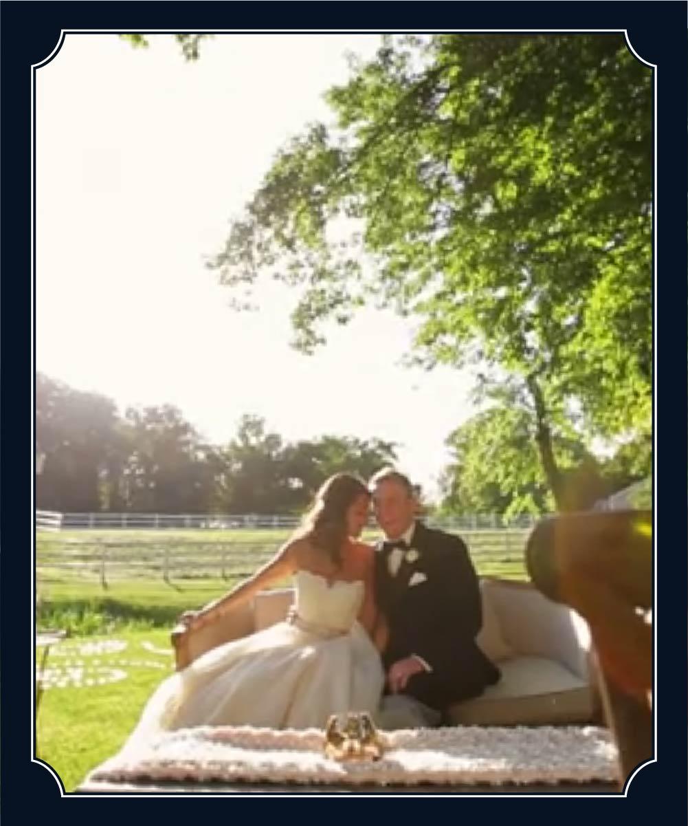 Delack Media Wayne,IL Wedding HMR Designs