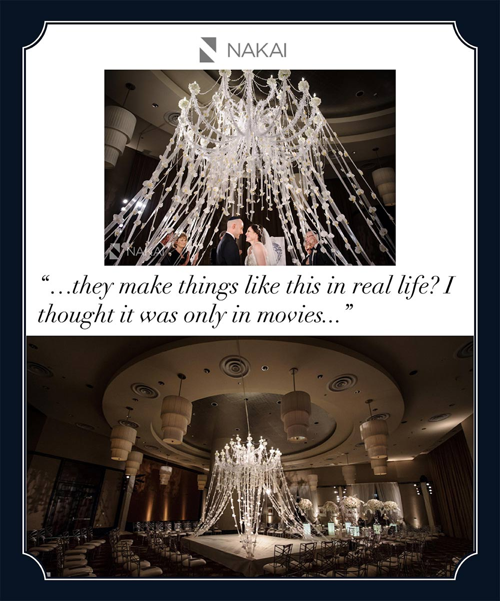 HMR Designs at Trump Hotel photographed by Nakai