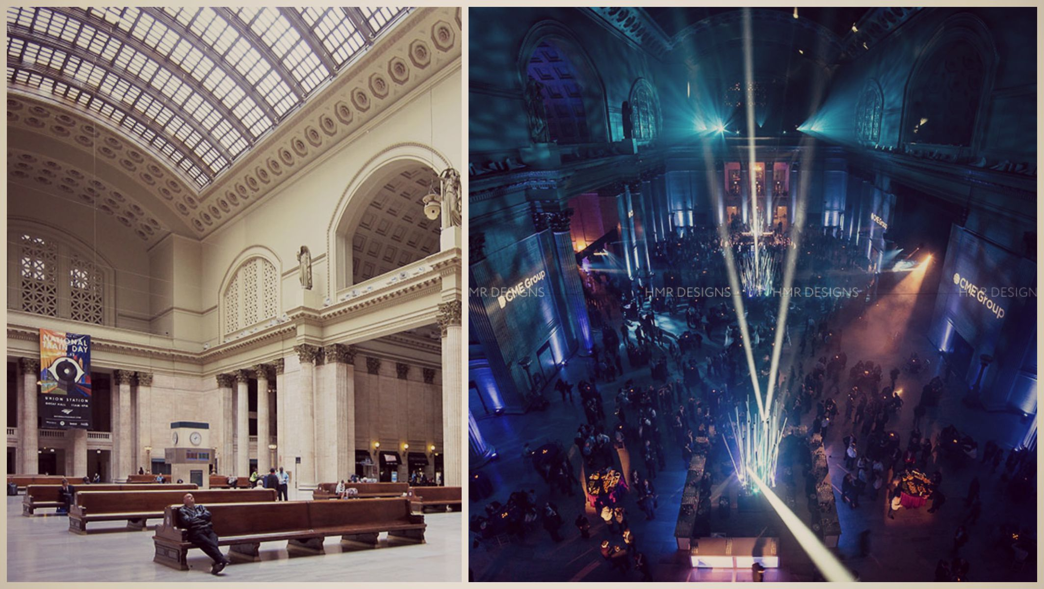 Chicago Event Venues-Union Station
