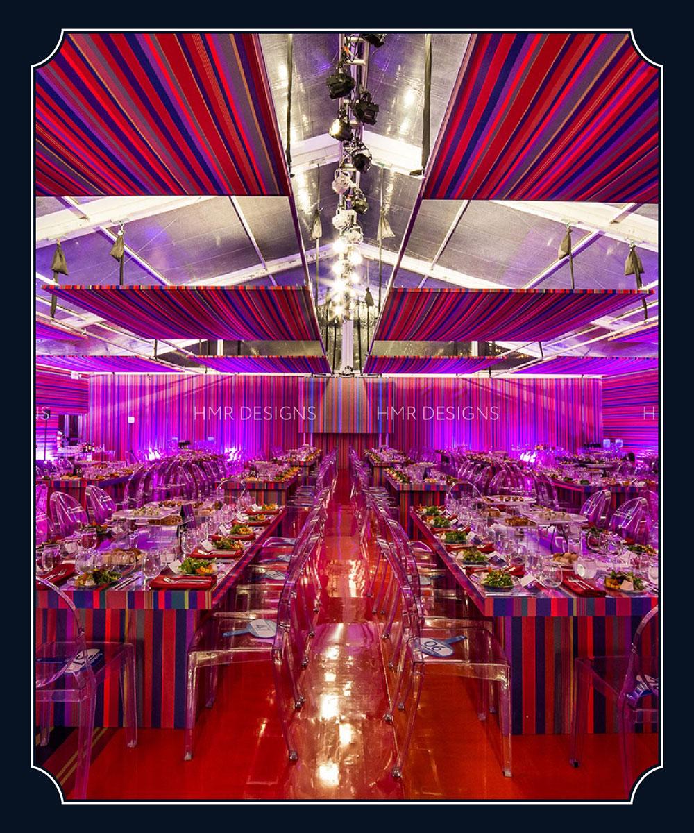 HMR Designs Video-Time Lapse of MCA Art Auction