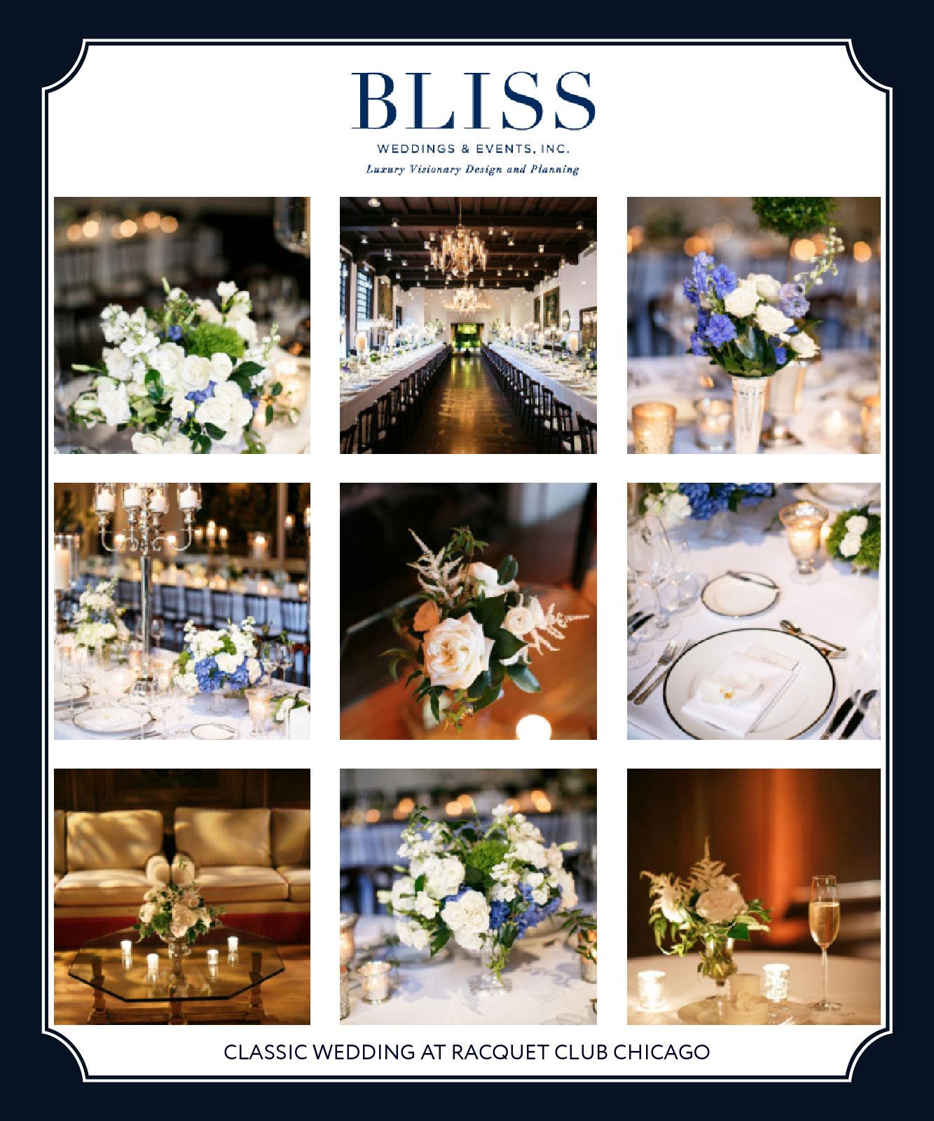 HMR Designs on Bliss Weddings Blog