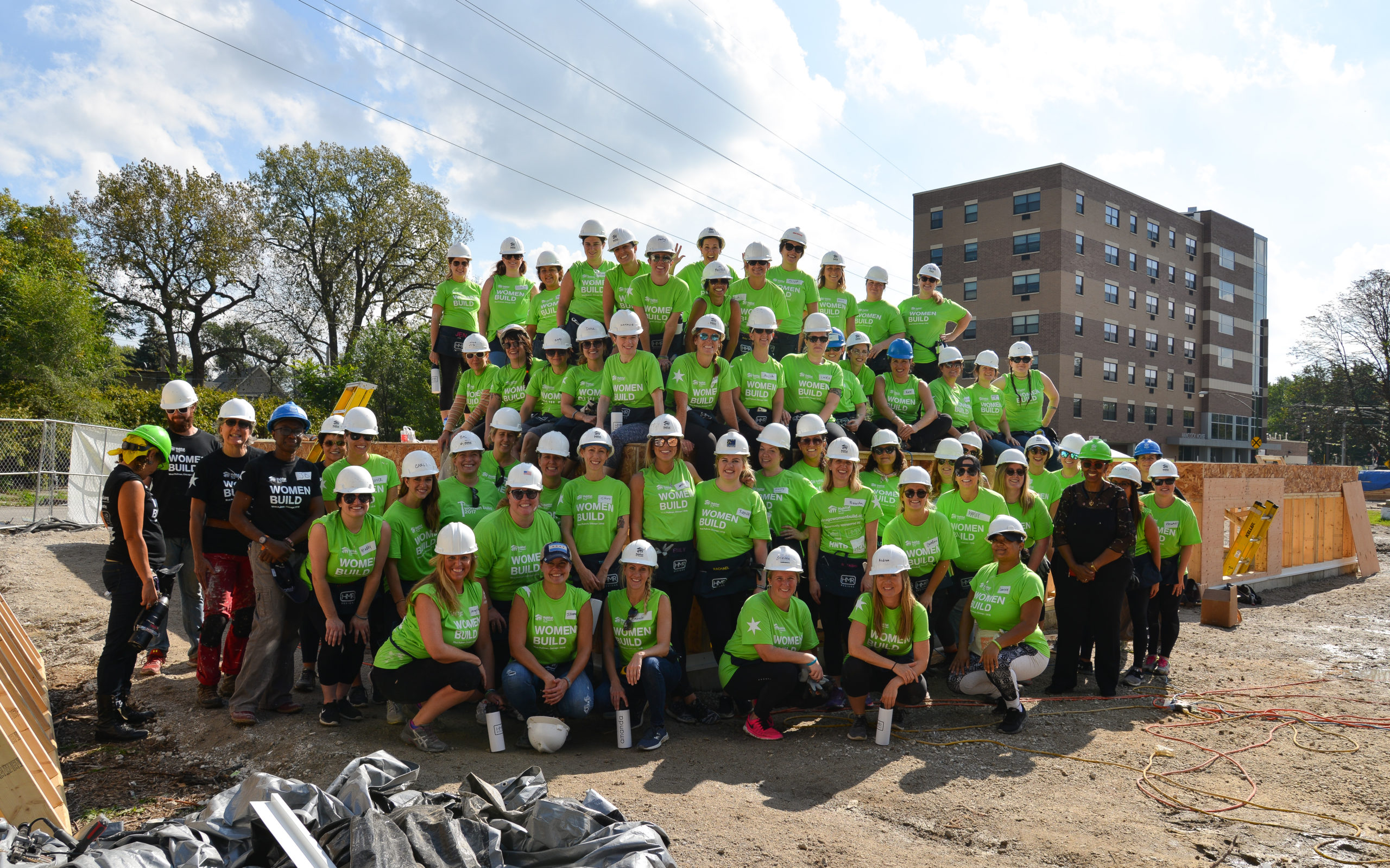 Habitat for Humanity | Women Build 2018