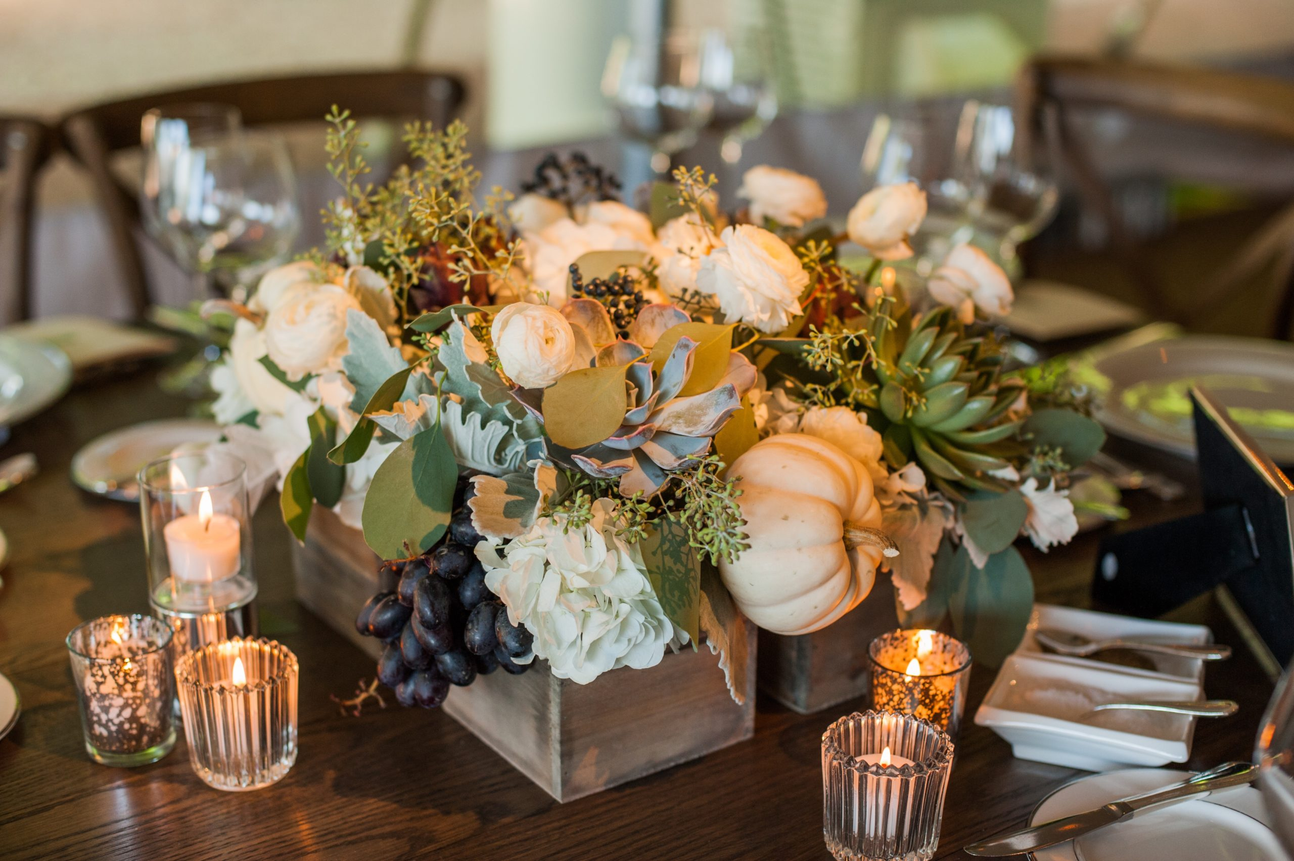 Thanksgiving Centerpieces: A Feast For The Eyes