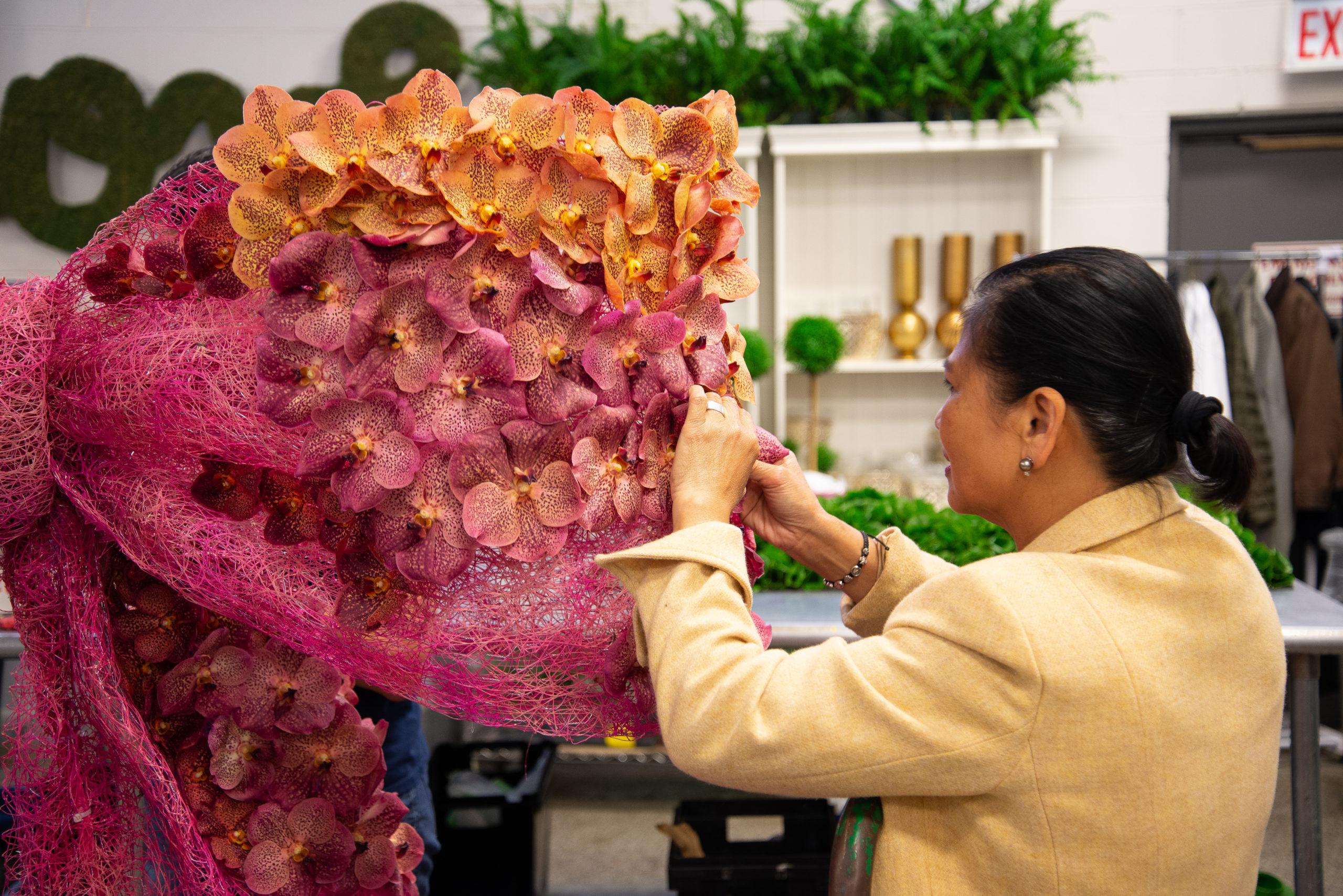 Fleurs De Villes: Behind the Scenes