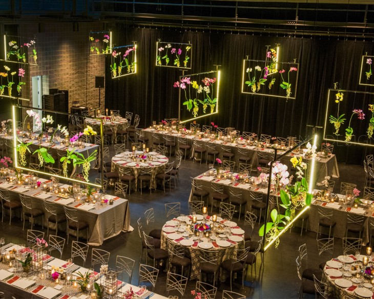 innovative corporate event design chicago