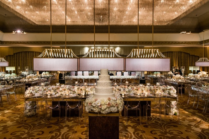 luxury chicago autumn wedding