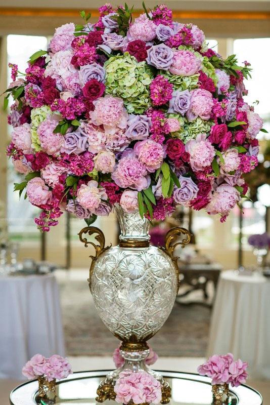 Garden floral HMR Designs kent drake photography