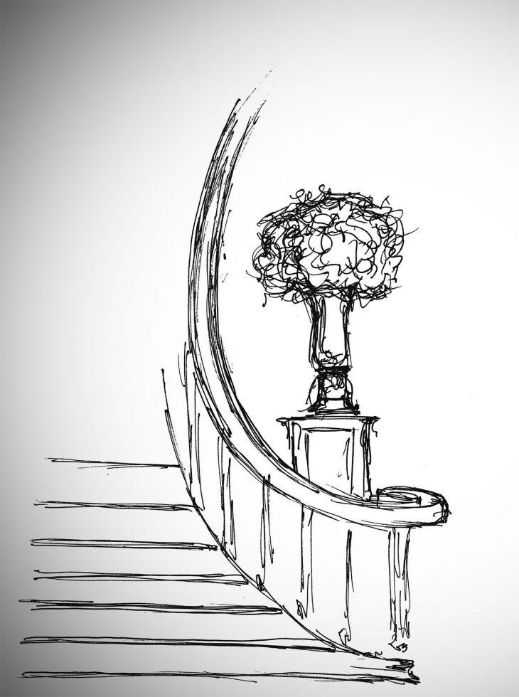 stairway-sketch-hmr-designs