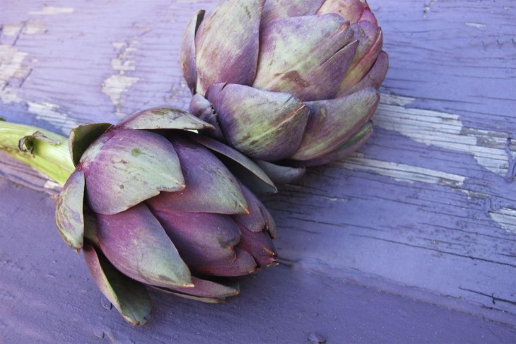 artichokes-add-texture-to-fall-arrangements