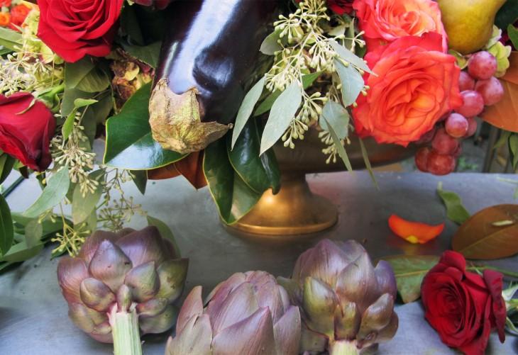 artichokes-in-floral-arrangements