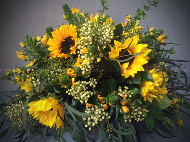 mother's day flowers from hmr designs