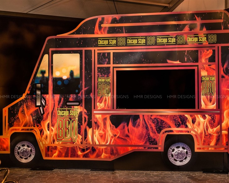 food-truck-decor-for-an-engagement-party