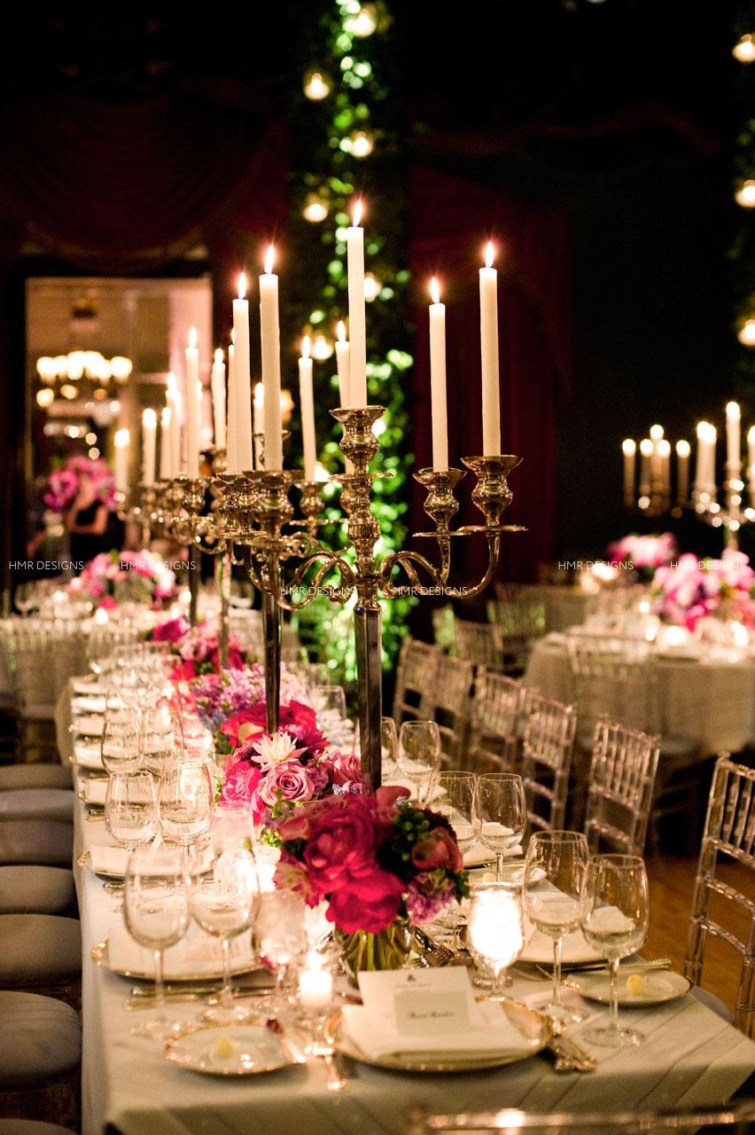 Casino Club Chicago winter wedding by HMR Designs