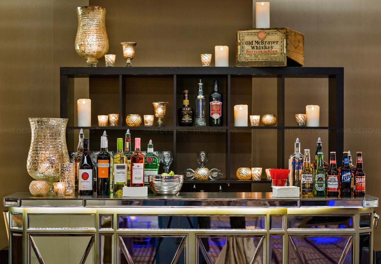 A luxe corporate affair at the Hyatt O'Hare. Kent Drake Photography.
