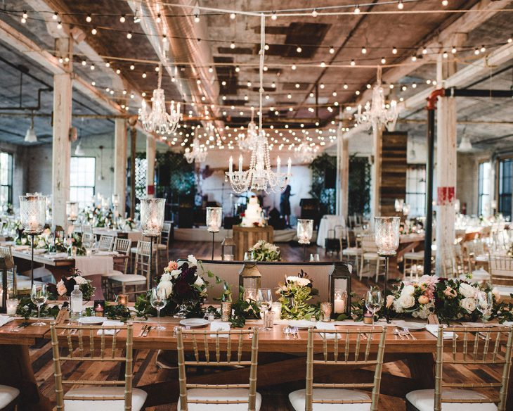 rustic-wedding-reception-at-journeyman-distillery-by-hmr-designs